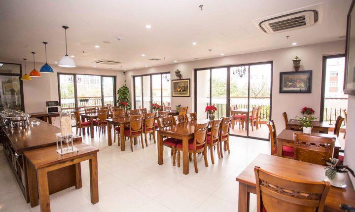 eco-green-da-nang-breakfast-restaurant; eco-green-da-nang-nhà-hàng-ăn-sáng